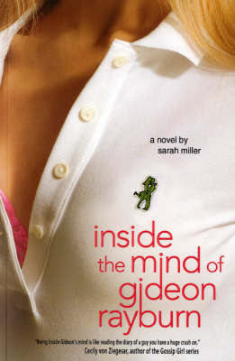 Inside the Mind of Gideon Rayburn by Sarah Miller image
