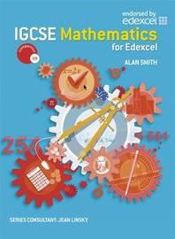 Edexcel IGCSE Mathematics by Alan Smith image