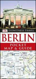 Berlin Pocket Map and Guide by DK Travel