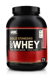 Optimum Nutrition Gold Standard 100% Whey - Strawberry (2.27kg)