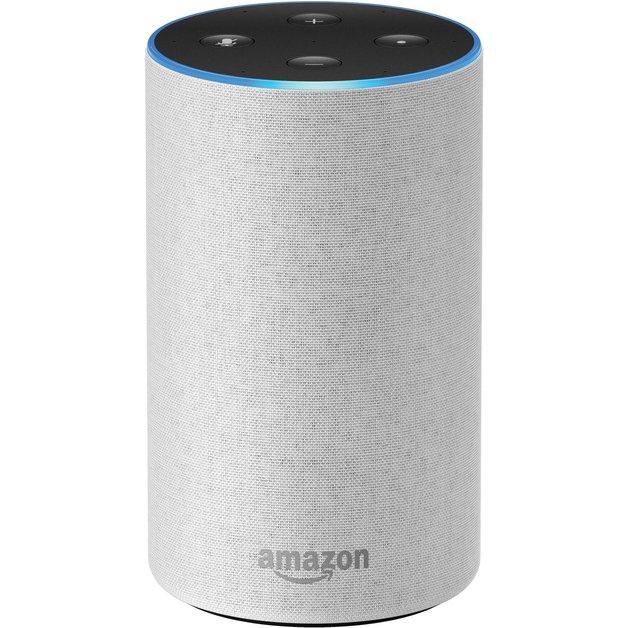 Amazon: Echo (2nd Generation) Speaker - Sandstone