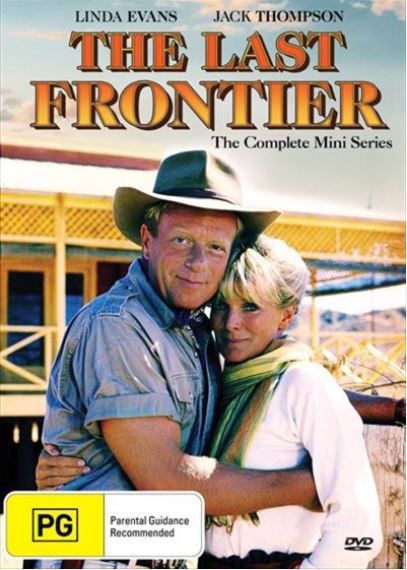 The Last Frontier (Mini Series) on DVD