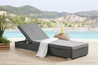 Shangri-La Saint-Malo Outdoor Furniture Sun Lounger