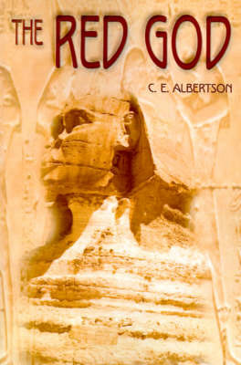 The Red God by C.E. Albertson image