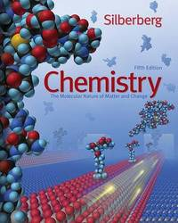 Prepack: Chemistry: The Molecular Nature of Matter & Change with Aris Access Card by Silberberg Martin image