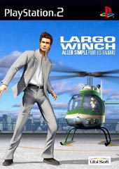 Largo Winch: Empire Under Threat for PlayStation 2