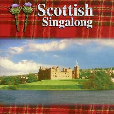 Scottish Singalong by Various image