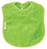 Silly Billyz Towel Large Bib (Lime)