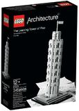 LEGO Architecture - The Leaning Tower of Pisa (21015)