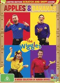 The Wiggles: Apples and Bananas on DVD