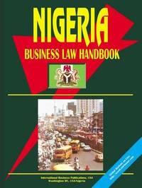Nigeria Business Law Handbook image