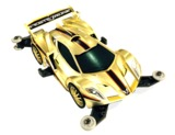 Tamiya: 1/32 Festa Jaune Metallic - Mini 4WD