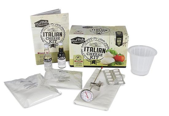 Mad Millie - Italian Cheese Kit image