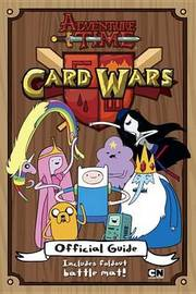 Card Wars Official Guide by Lloyd Cordill