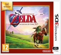 Legend of Zelda: Ocarina of Time 3D (Selects) for Nintendo 3DS image