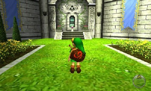 Legend of Zelda: Ocarina of Time 3D (Selects)