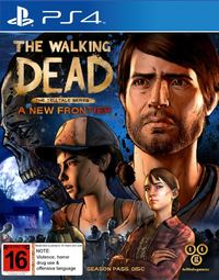 The Walking Dead - Telltale Series: The New Frontier for PS4