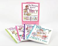 Fancy Nancy: The Wonderful World of Fancy Nancy Four-Book Extravaganza! by Jane O'Connor