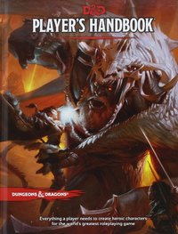 Dungeons & Dragons: Players Handbook by Wizards of the Coast image