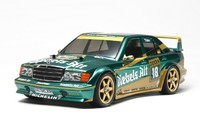 Tamiya 1:10 RC Mercedes-Benz 190E 2.5-16 - TT01E Evo.II Team Zakspeed Kit