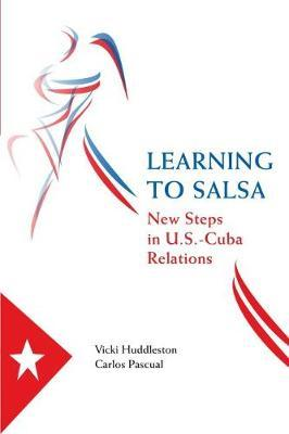 Learning to Salsa by Vicki Huddleston