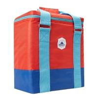 Smash: Crosscut Cooler Bag - Red/Blue (20L)