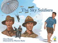 The Sky Soldiers by Glyn Harper image
