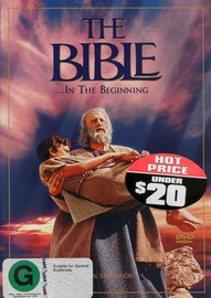 The Bible on DVD image