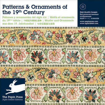 Patterns & Ornaments of the 19th Century image