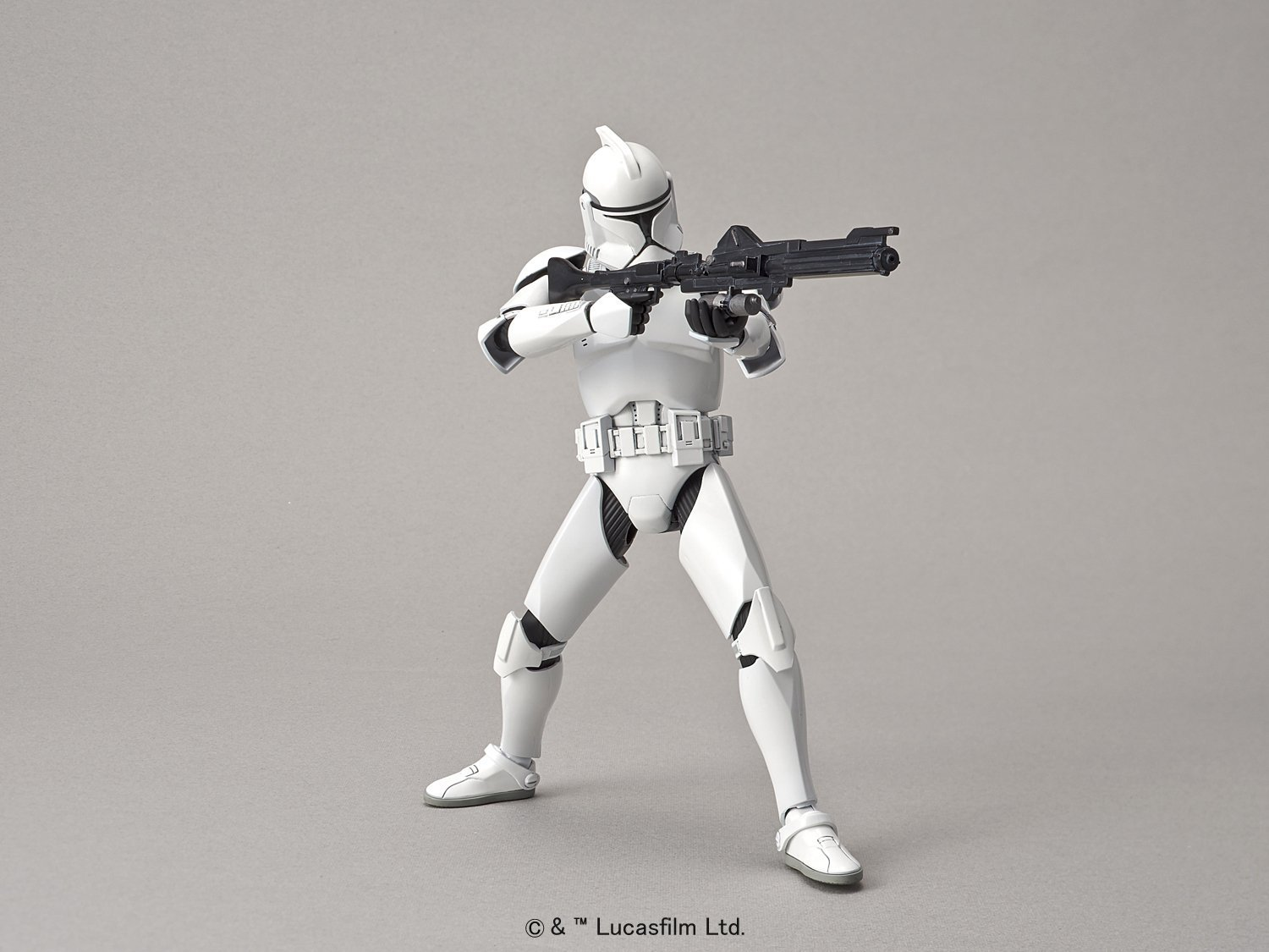 Star Wars 1/12 Clone Trooper - Scale Model Kit image