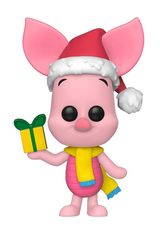 Disney: Holiday Piglet - Pop! Vinyl Figure image