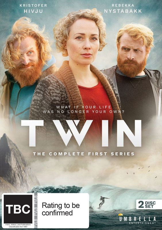 Twin - The Complete First Series on DVD