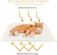 Self Heating Cat Pad/Self-Warming Cat Dog Bed