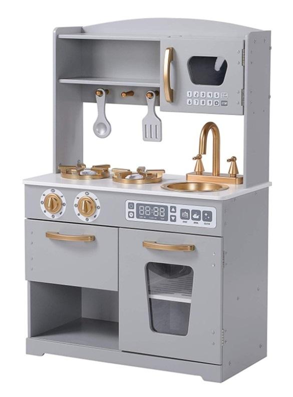 Wooden Pretend Kitchen