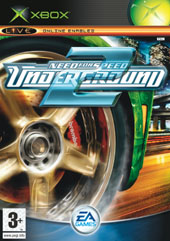 Need for Speed Underground 2 for Xbox