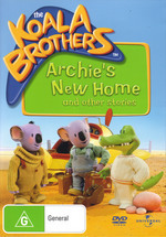 The Koala Brothers - Vol 2 Archie's New Home on DVD