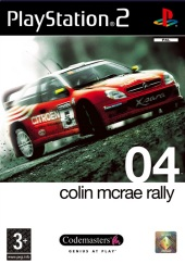 Colin McRae Rally 04 for PS2