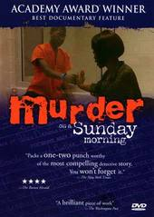 Murder On A Sunday Morning on DVD