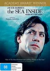 The Sea Inside on DVD