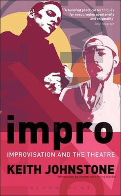 Impro by Keith Johnstone image
