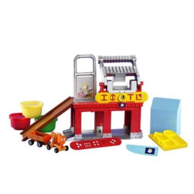 Bob the Builder: Take Along Building Dough Fix & Mix Factory