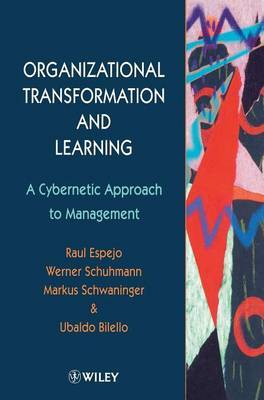 Organizational Transformation and Learning by Raul Espejo image