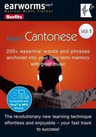 Cantonese Berlitz earworms Rapid image