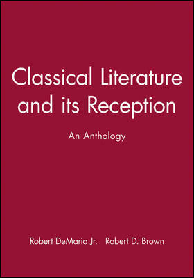 Classical Literature and its Reception image