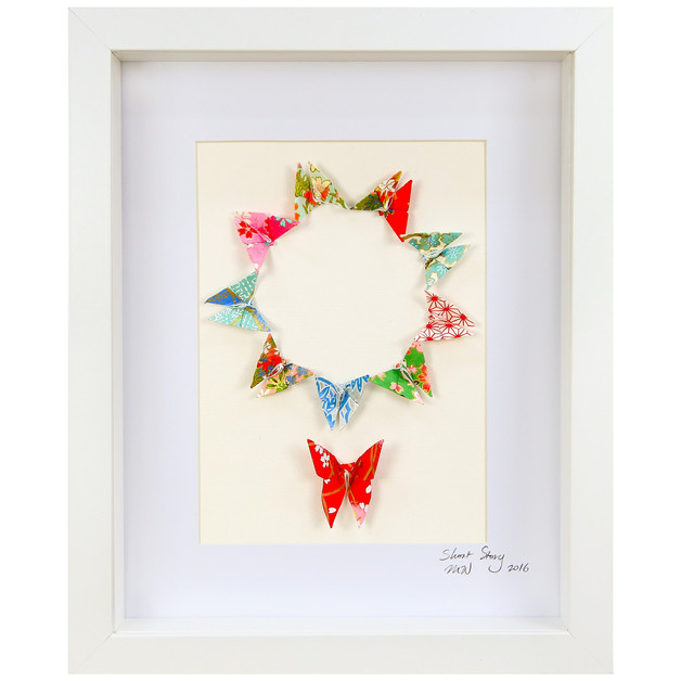 Short Story: Small White Frame - Circle of Life