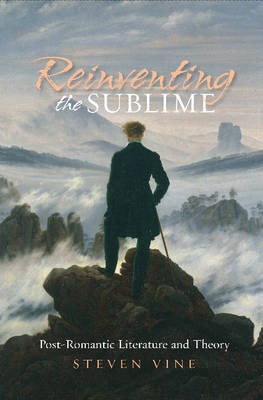 Reinventing the Sublime by Steven Vine image