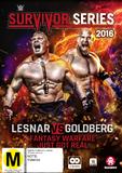 WWE: Survivor Series - 2016 DVD