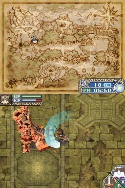 Rune Factory: A Fantasy Harvest Moon for Nintendo DS image