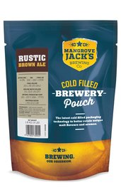 Mangrove Jack's Traditional Series Rustic Brown Ale Pouch