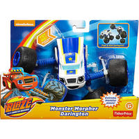 Blaze & the Monster Machines: Monster Morpher Vehicle - Darington